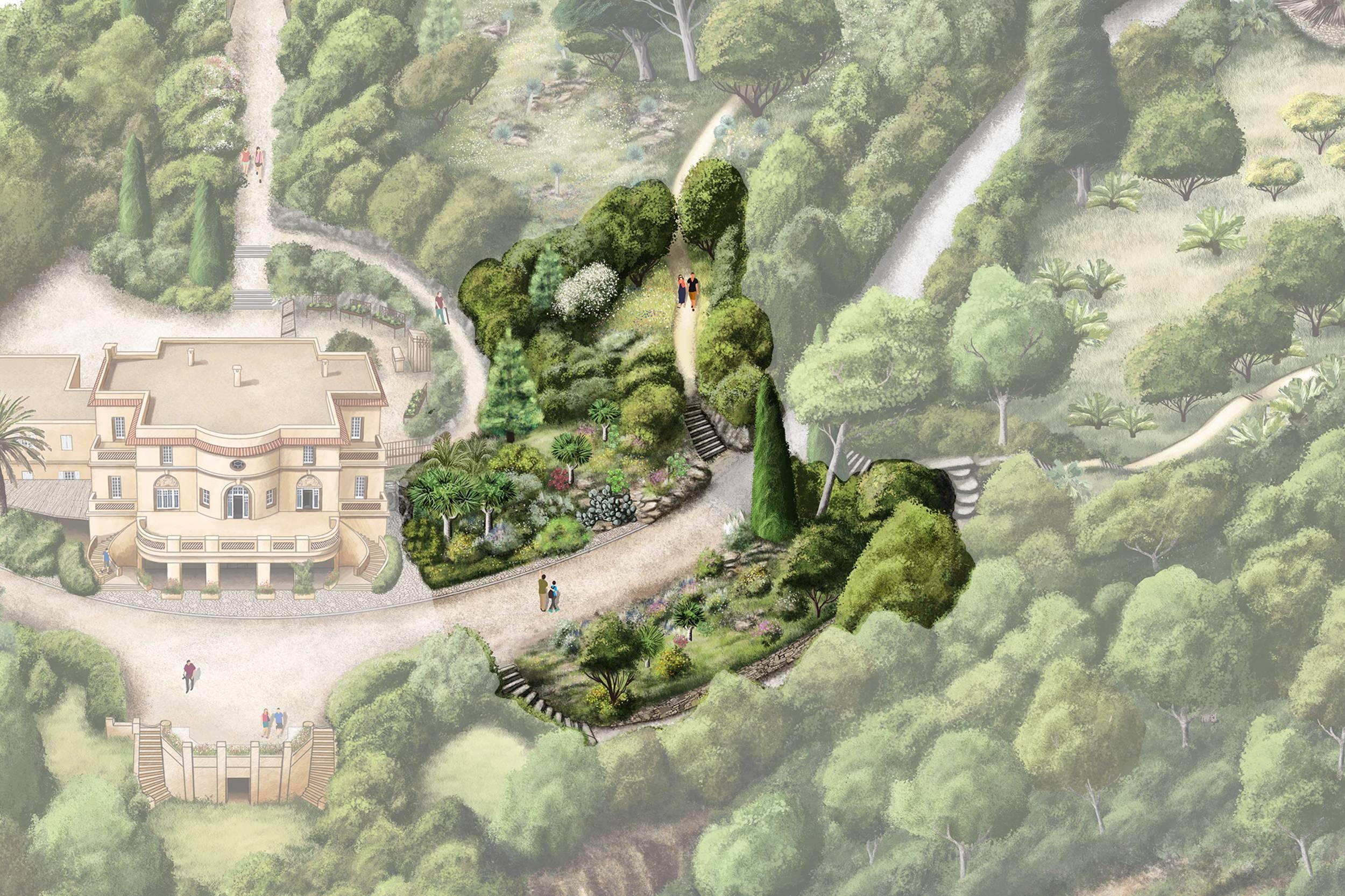 Jardin des Canaries
