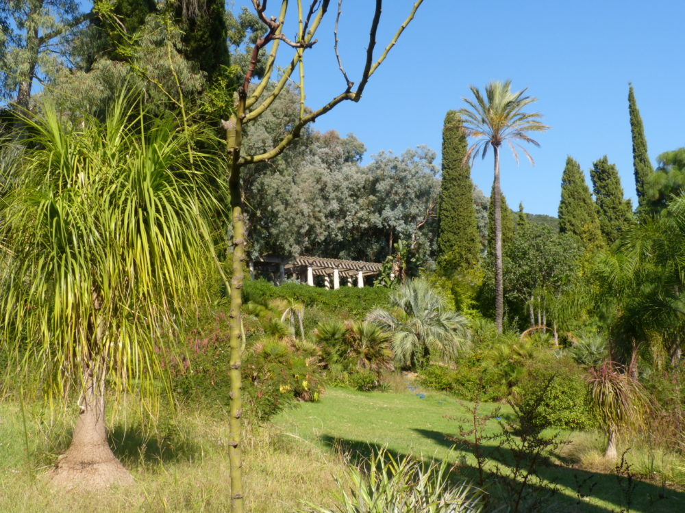 Entree Jardin Domaine Du Rayol