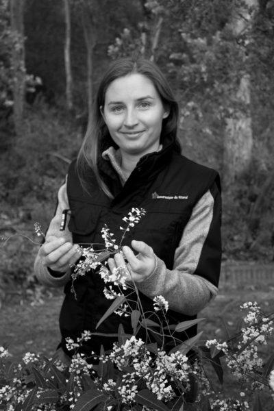 Aurélia LEROUX - coordinatrice pédagogique
