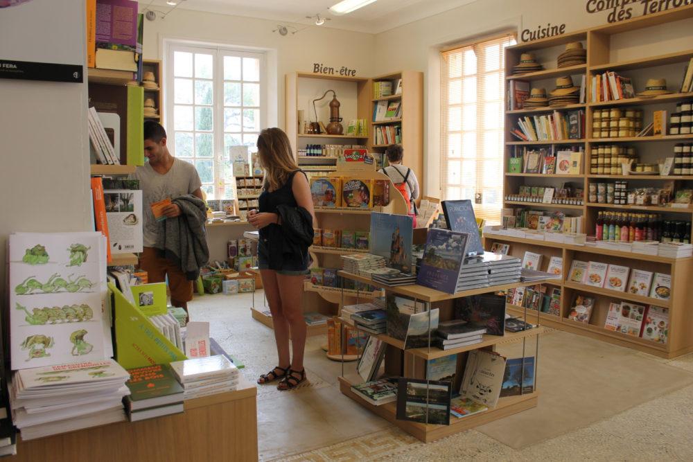 d31163defe03eb La Librairie des Jardiniers - Domaine du Rayol