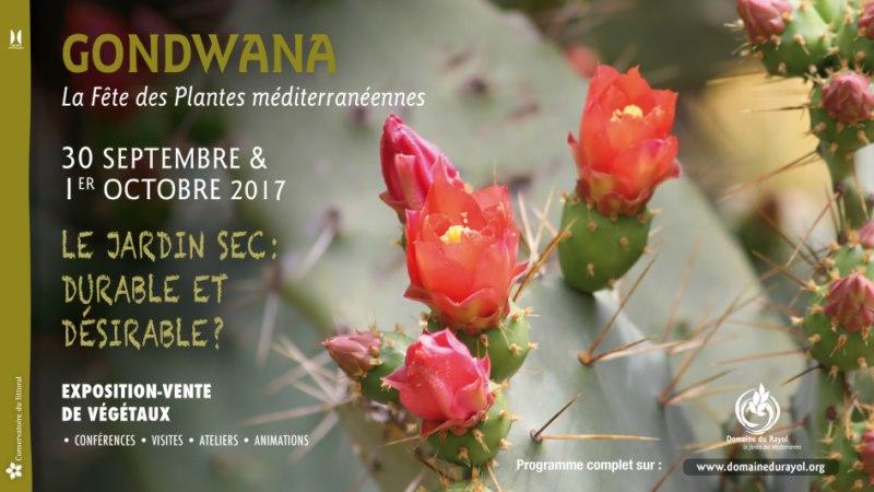 Affiche de Gondwana 2017