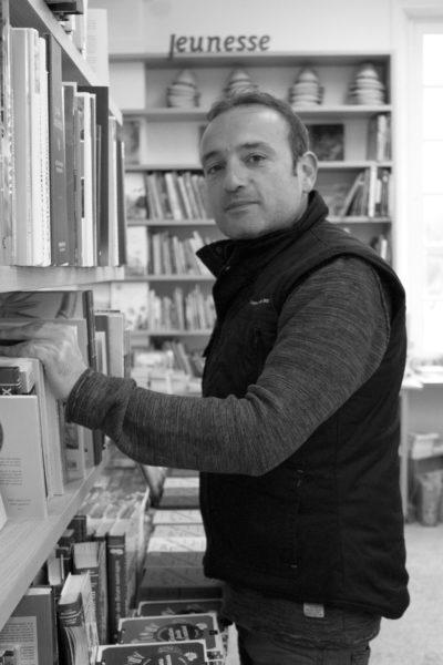 Olivier-BIRBA-responsable-accueil-librairie
