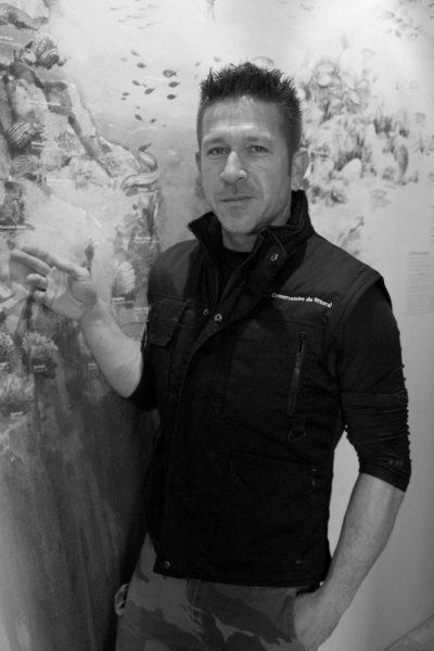 Nicolas MOUNY - régisseur - moniteur