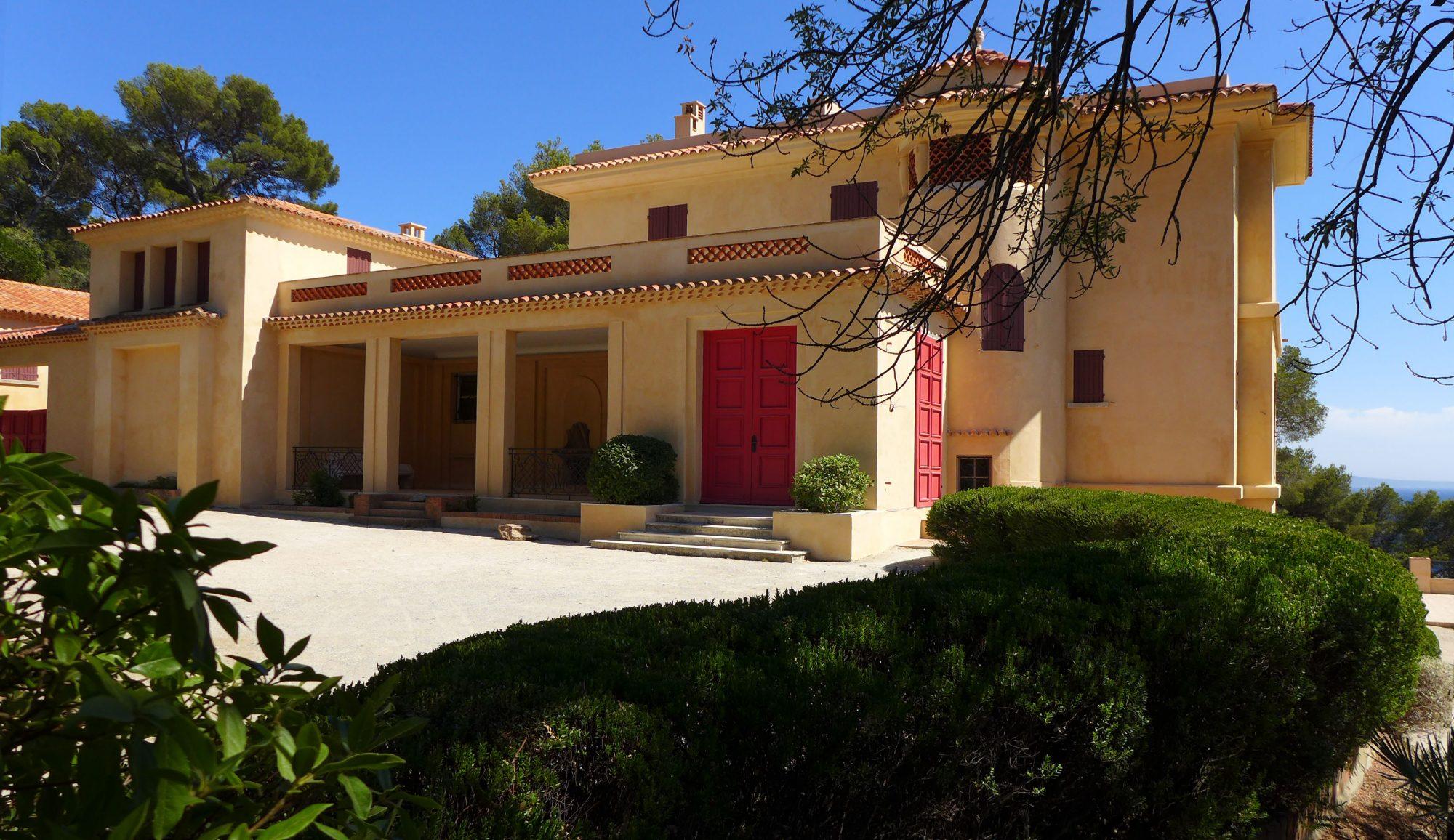 Domaine du rayol karine soton domaine du rayol for Villa du jardin wedding