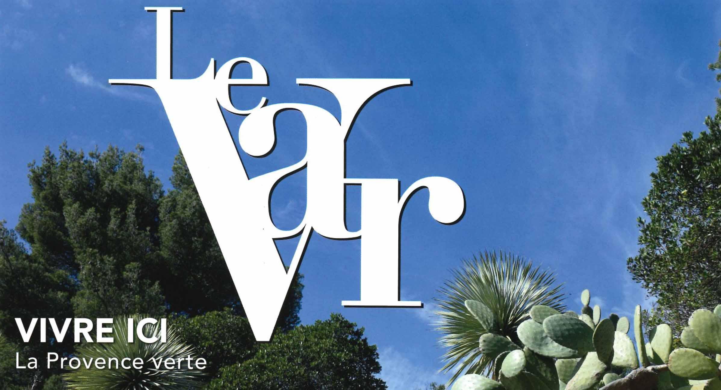 Le Domaine du Rayol à l'honneur du magazine Le Var