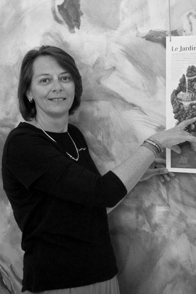 Annie RAEKELBOOM, agent d'accueil © Domaine du Rayol, Sarah Mutonni