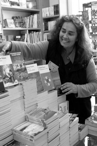 Delphine - Assistante Librairie et administrative