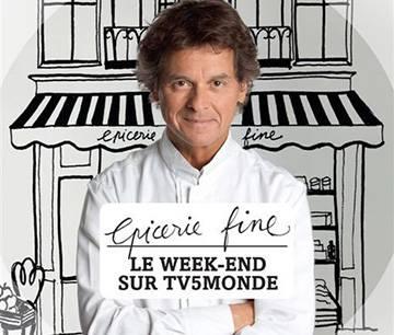 """Le Domaine du Rayol dans """"Epicerie fine"""" sur TV5 Monde"""