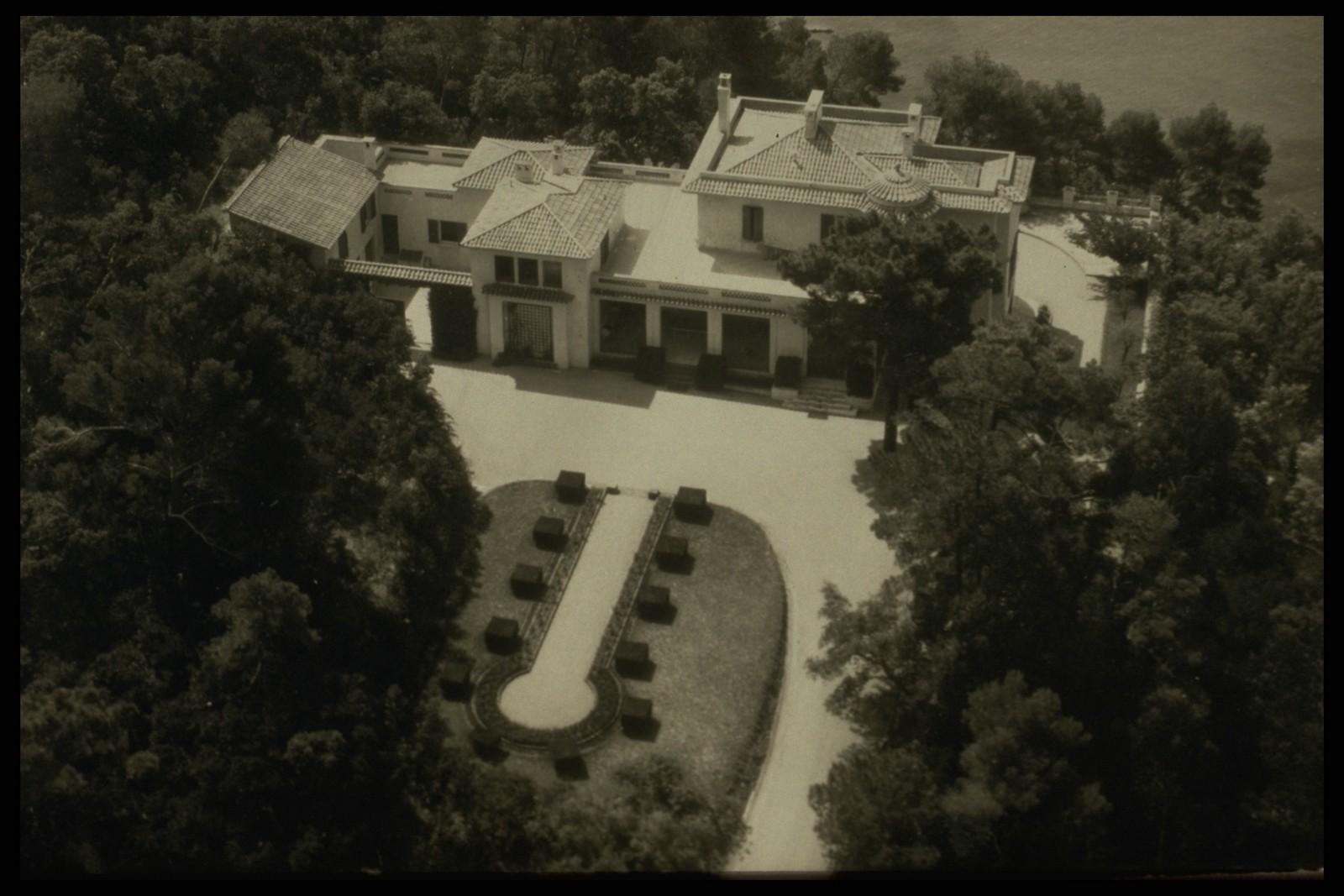 Parlons patrimoine : le Domaine du Rayol sous les Potez (1940-1974)