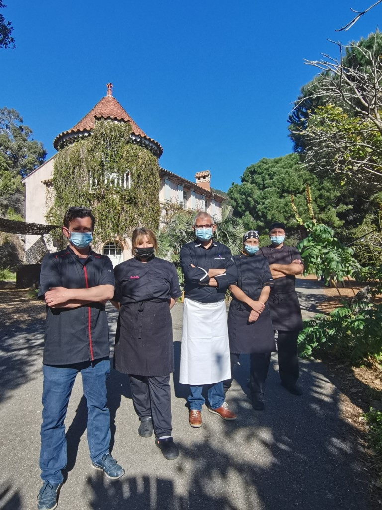 L'équipe du Café des Jardiniers se perfectionne aux côtés de chef étoilé Philippe Jourdin, Meilleur Ouvrier de France