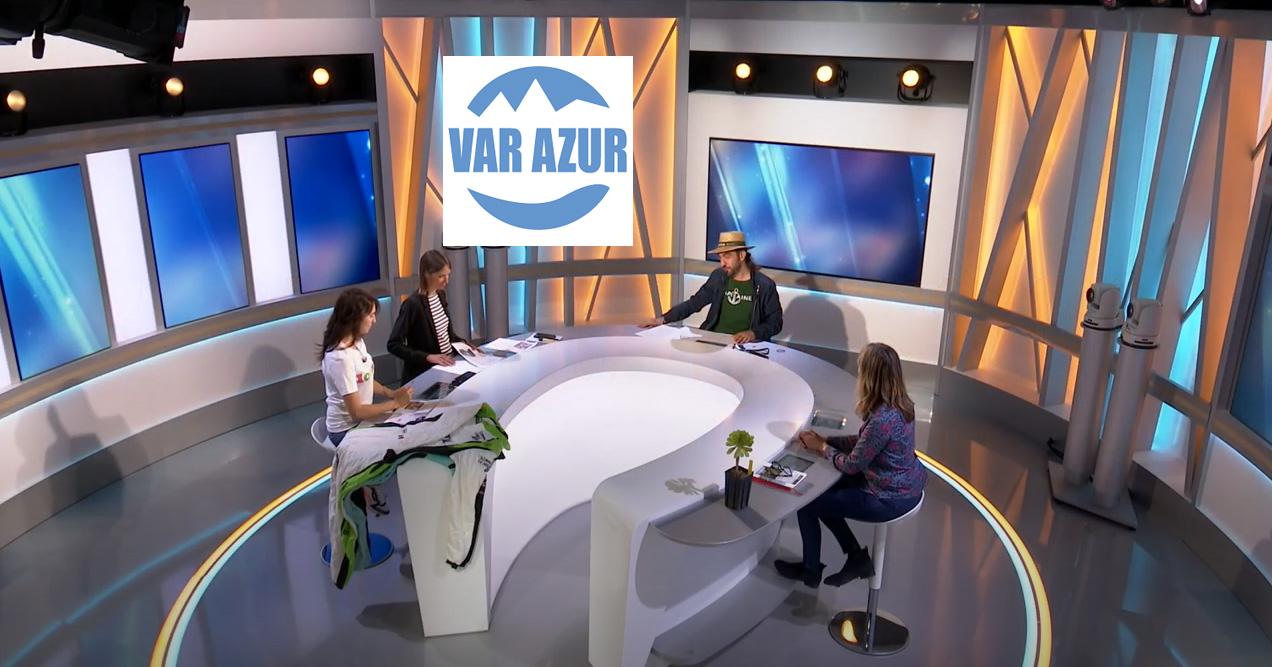 """Le Domaine du Rayol dans """"La Grande Emission"""" de Var Azur TV"""