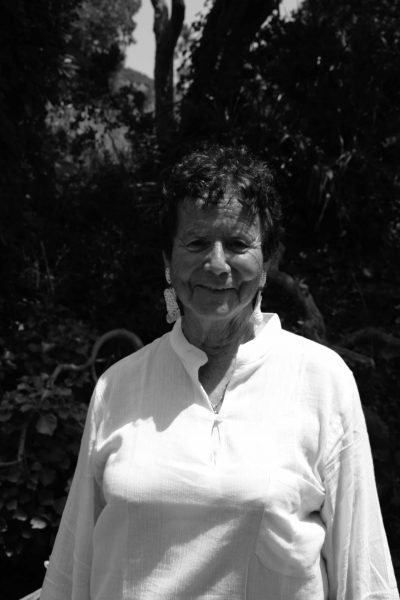 Anne-Marie MANSIAUX - Secrétaire de l'Association du Domaine du Rayol