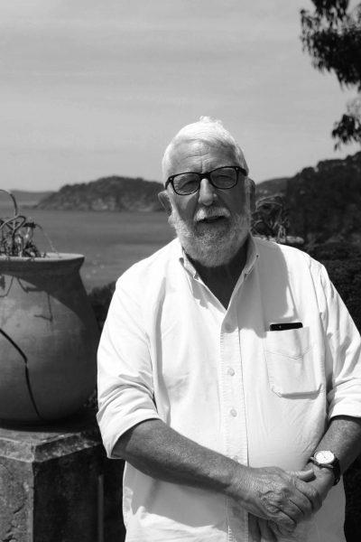 Christian Desplats - Trésorier de l'Association du Domaine du Rayol