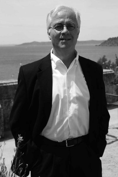 François AUBERT - Vice-président de l'Association du Domaine du Rayol