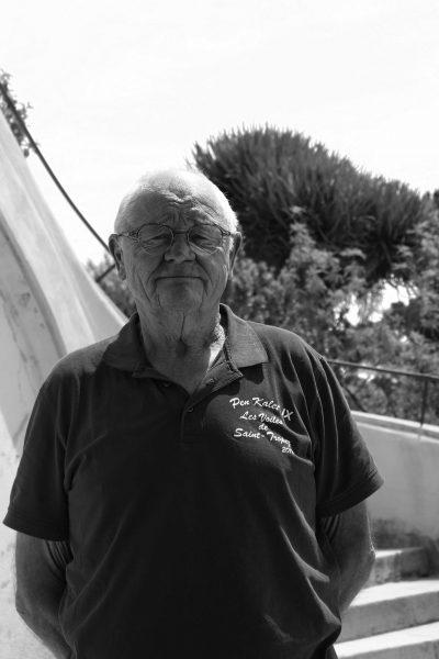 Guy HELBERT - Membre de l'Association du Domaine du Rayol
