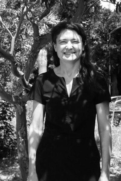 Sybille Bernard - Membre de l'Association du Domaine du Rayol