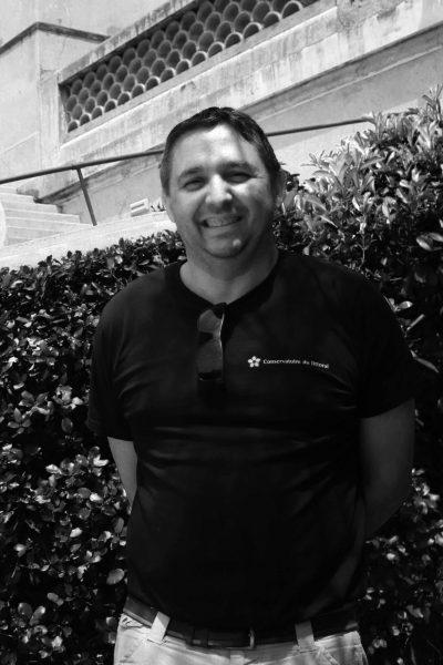 Thierry NOUVEAU - Membre de l'Association du Domaine du Rayol