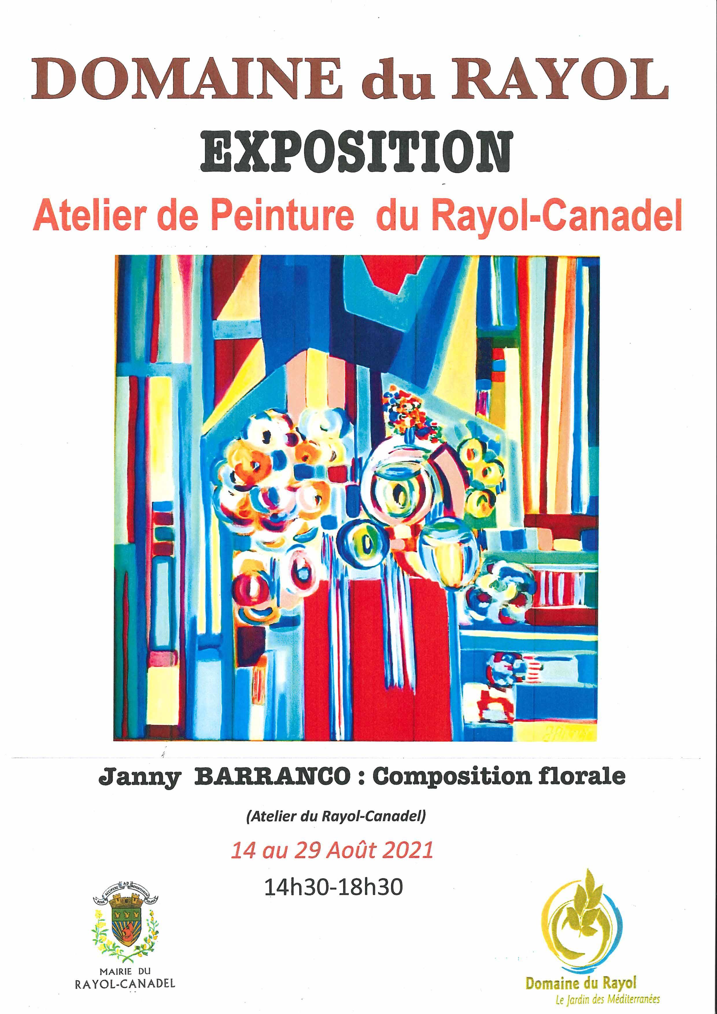 Exposition de l'Atelier de Peinture du Rayol