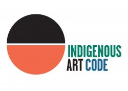 Logo Indigenous Art Code